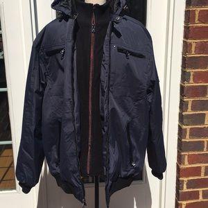 Men's Heavy Bomber Jacket